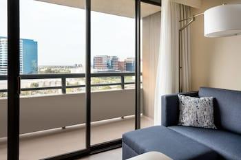 Room, 2 Double Beds, Non Smoking, Balcony