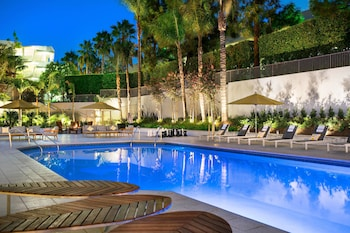 歐文萬豪飯店 Irvine Marriott