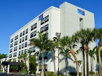 格洛貝斯特韋斯特羅德岱堡 - 好萊塢機場飯店 GLō Best Western  Ft. Lauderdale-Hollywood Airport Hotel