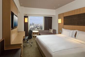 ルーム クイーンベッド 1 台 禁煙 (Swiss Advantage Room)|23㎡|スイスホテル南海大阪