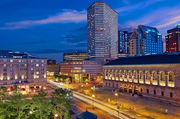 Hotel - The Westin Copley Place, Boston, a Marriott Hotel