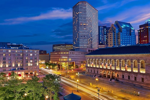 . The Westin Copley Place, Boston, a Marriott Hotel