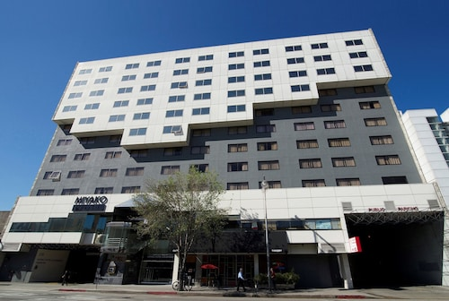 . Miyako Hotel Los Angeles