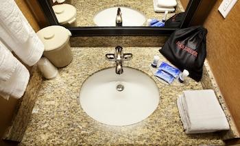Bathroom at Fairfield Inn & Suites By Marriott Phoenix North in Phoenix