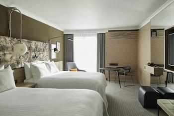 Deluxe Room, 2 Double Beds, Non Smoking, Balcony