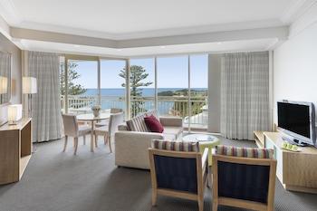 Suite, 1 King Bed, Ocean View (SPA)
