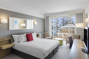 Premium Room, 1 King Bed, Terrace, Ocean View (SPA)