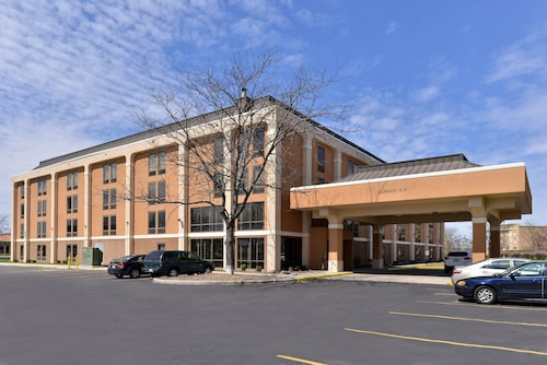 Quality Inn & Suites, Cook