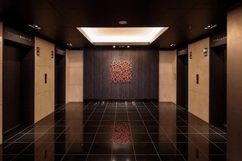 AKASAKA EXCEL HOTEL TOKYU Building design