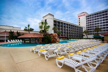 Hotel - Hilton Galveston Island Resort