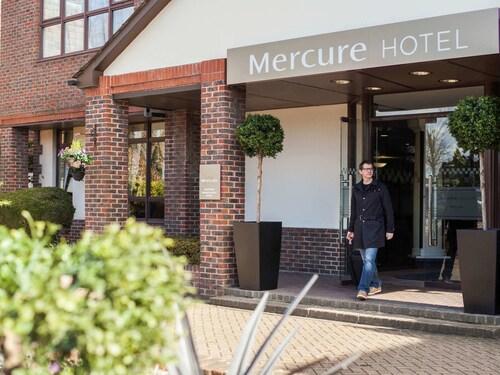 . Mercure Dartford Brands Hatch Hotel & Spa