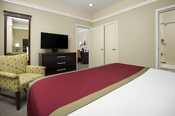 Family Room, Multiple Beds
