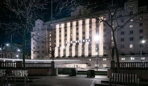 . The Queens Hotel