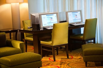 Business Center at BWI Airport Marriott in Linthicum Heights