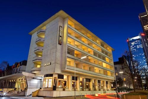 . Savigny Hotel Frankfurt City