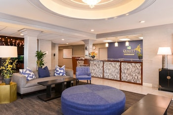 Hotel - Quality Inn & Suites Montebello - Los Angeles