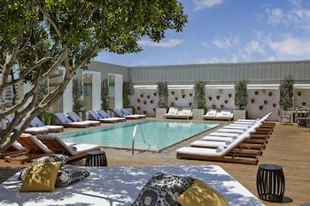 蒙德里安洛杉磯飯店 Mondrian Los Angeles