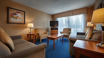 Suite, Multiple Beds, Non Smoking (with Sofabed)