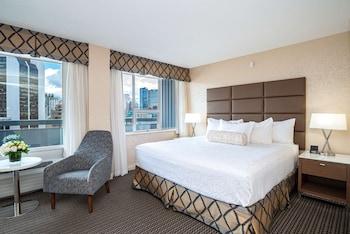 Executive Room, 1 King Bed, Non Smoking, Balcony