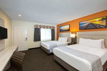 Hotel - Days Inn by Wyndham Monterey-Fisherman's Wharf Aquarium