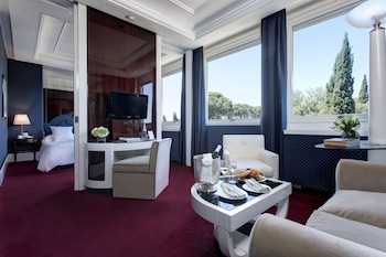 Panoramic Suite, 1 Bedroom, Park View