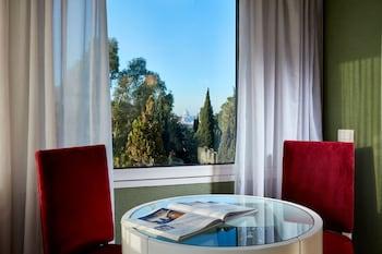 Panoramic Suite, 1 Bedroom, Terrace, Park View