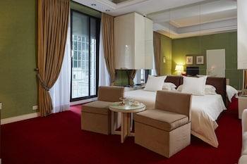 Deluxe Room, Patio