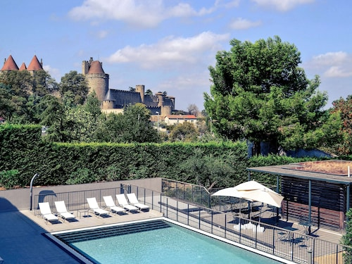 . Mercure Carcassonne la Cite Hotel