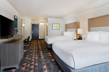 Premium Room, 2 Double Beds, Non Smoking