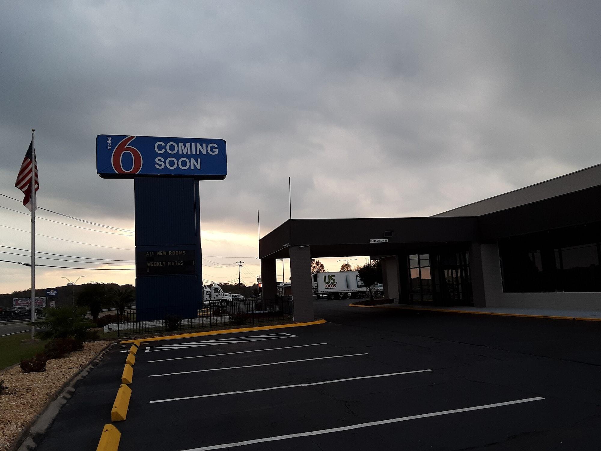 Motel 6 Burlington, NC, Alamance