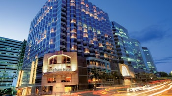 香港朗廷酒店