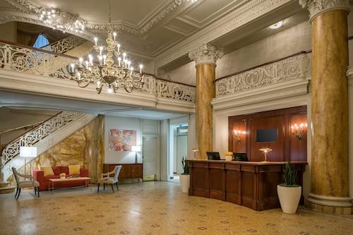 . The Bellevue Hotel, in the Unbound Collection by Hyatt