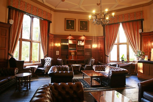 Ruthin Castle Hotel & Moat Spa, Denbighshire