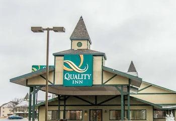 蓋洛德凱藝飯店 Quality Inn Gaylord