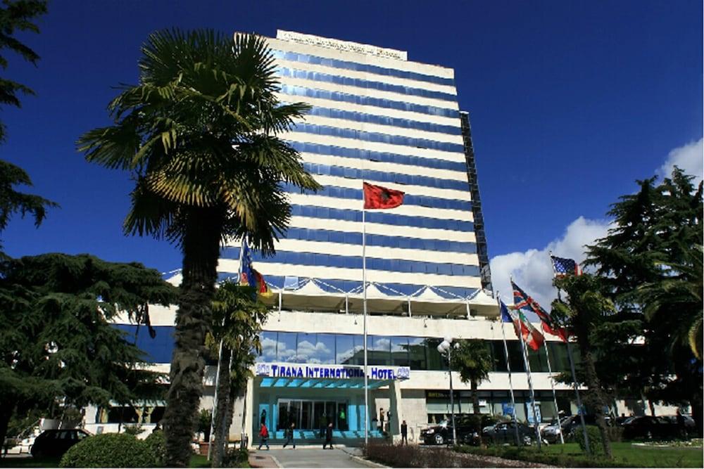 티라나 인터내셔널 호텔 앤 컨퍼런스 센터