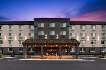 溫哥華市中心凱富套房飯店 Comfort Inn & Suites Vancouver Downtown City Center