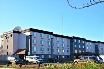 溫哥華市中心凱富套房飯店 Comfort Inn & Suites Downtown Vancouver