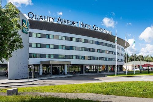 . Quality Airport Hotel Gardermoen