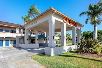 維羅海灘生態小屋飯店 - 市中心 Econo Lodge Vero Beach - Downtown