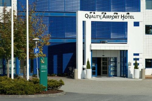 . Quality Airport Hotel Stavanger