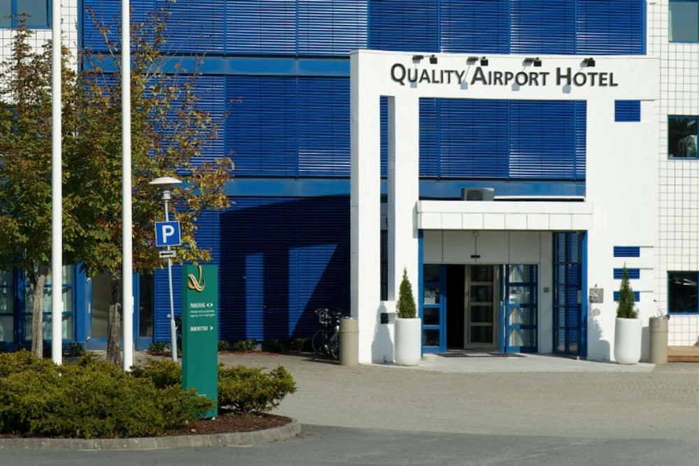 Hotel Quality Airport Hotel Stavanger