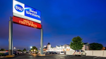 Hotel - Best Western Greenfield Inn