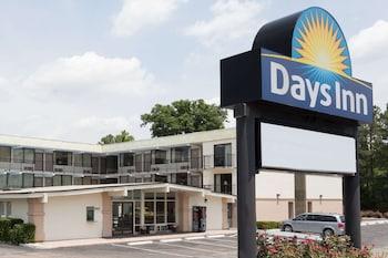 南羅里市中心溫德姆戴斯飯店 Days Inn by Wyndham Raleigh Downtown South