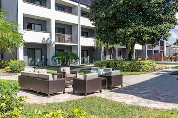 奧蘭多機場萬怡飯店 Courtyard by Marriott Orlando Airport