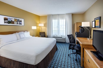 Hotel - Fairfield Inn and Suites By Marriott Merrillville