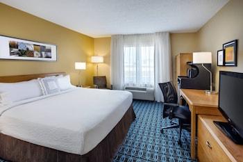 Hotel - Fairfield Inn and Suites By Marriott Merrillville