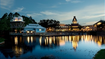 Hotel - Disney's Port Orleans Resort - Riverside