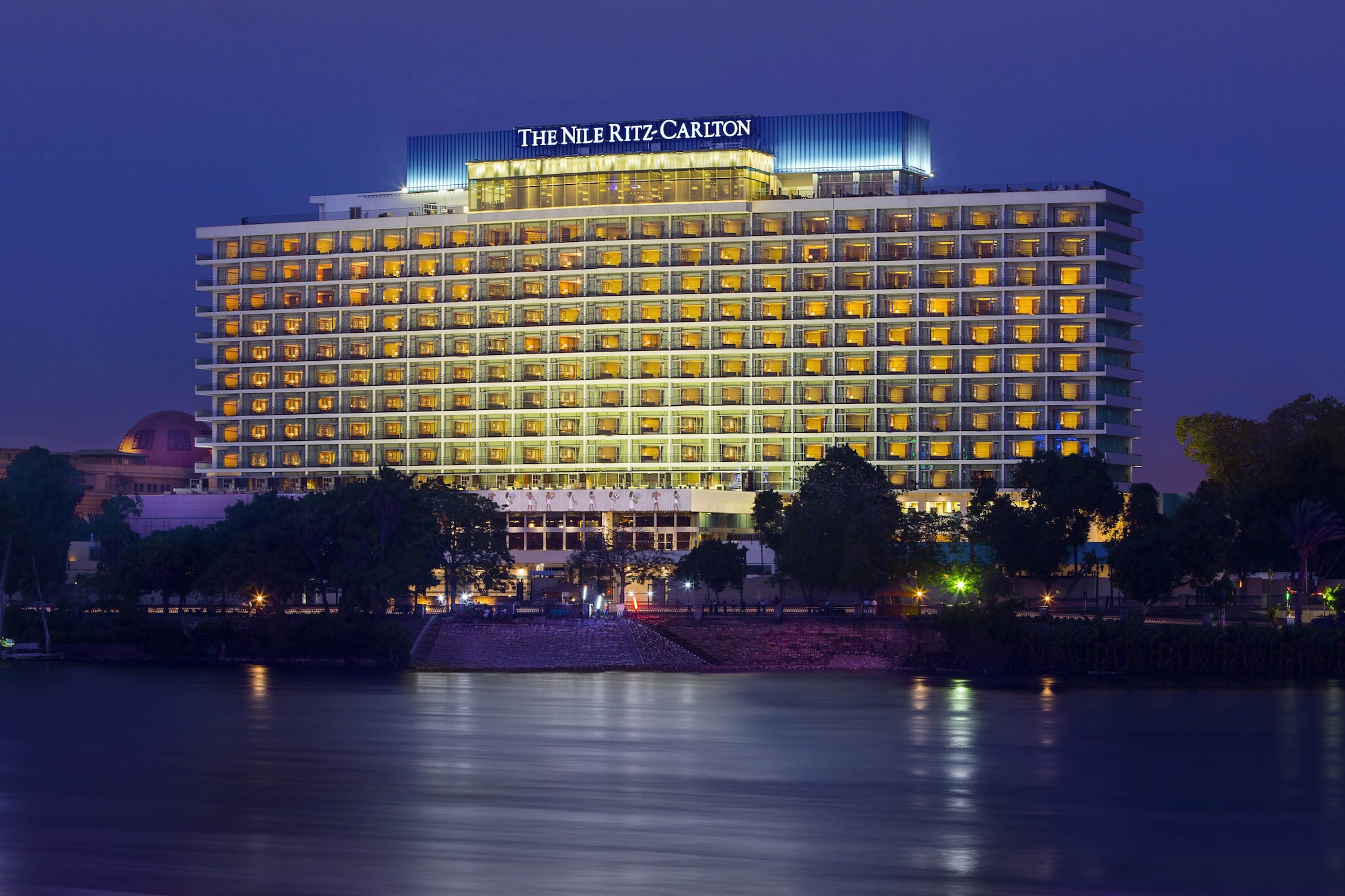 The Nile Ritz-Carlton, Cairo, Qasr an-Nil