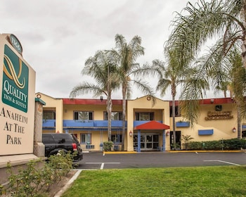 Hotel - Quality Inn & Suites Anaheim At The Park
