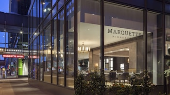 馬奎特飯店 - 希爾頓 Curio 精選系列 The Marquette Hotel, Curio Collection by Hilton